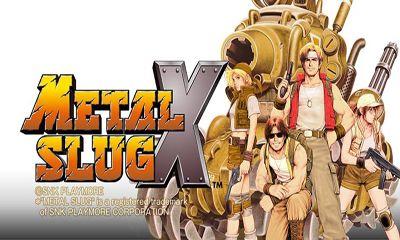 Metal Slug X – Ram bô lùn [109 MB]