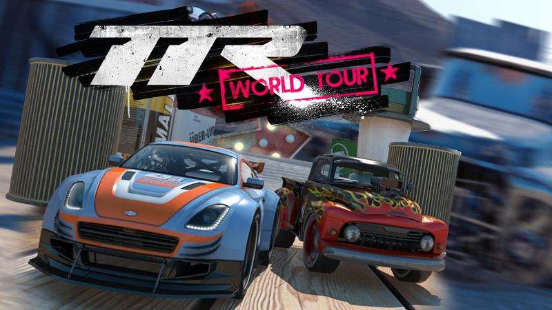 Table Top Racing: World Tour [1,74 GB]