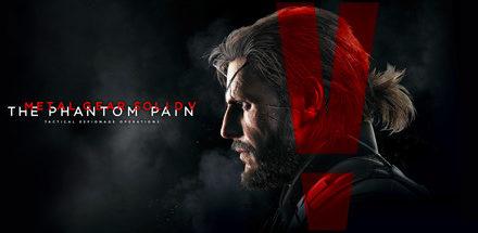 Metal Gear Solid V The Phantom Pain [28,6 GB]