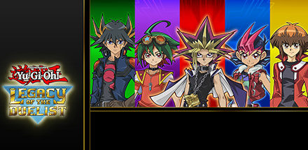 Yu-Gi-Oh! Legacy of the Duelist [Crack Online]