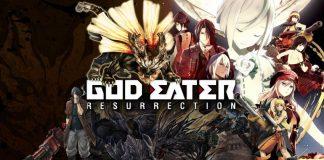 God Eater: Resurrection [4.9GB]