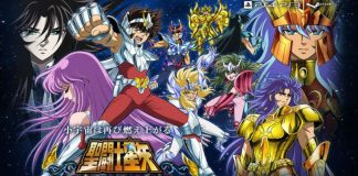 Saint Seiya: Soldiers' Soul  [3.8GB]