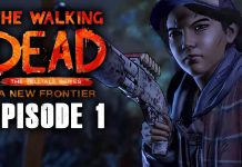 The walking dead a new frontier EP1 [5.3GB]