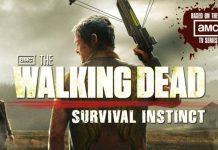 THE WALKING DEAD SURVIVAL INSTINCT [4.3GB]