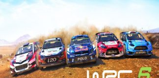 WRC 6 FIA World Rally Championship [14.1GB]