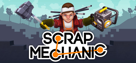 Scrap Mechanic v0.2.5 [317 MB] [Crack Online]