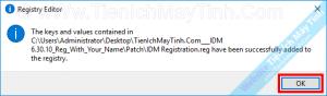 IDM Full Patch Chính Chủ Mới Nhất + Fix Lỗi Fake Serial Number 100%