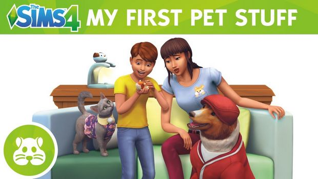 The Sims 4 My First Pet Stuff Free Download (v1.44.77.1020 & ALL DLC)